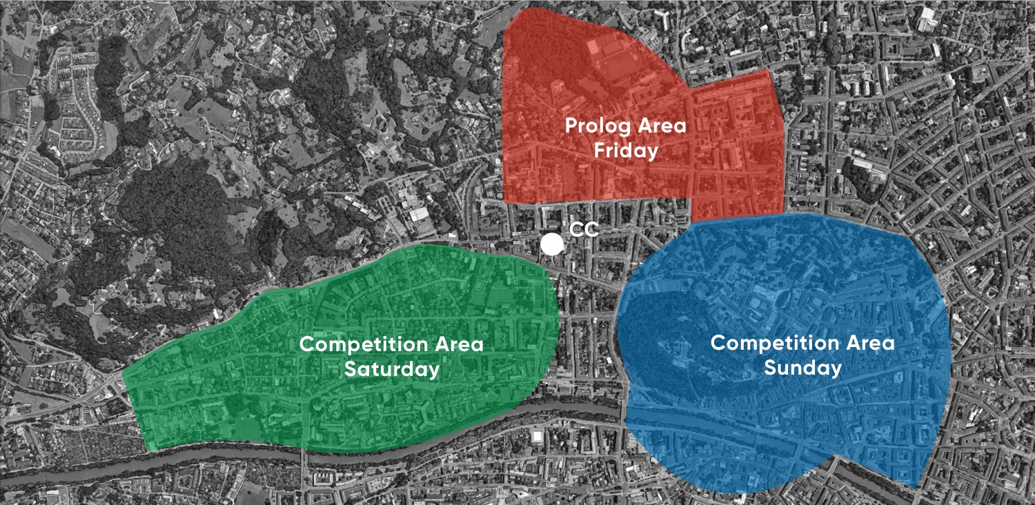 Competition Areas